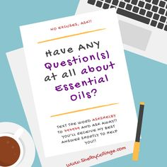Have you EVER had a question about essential oils or how they can help/work for you??  TEXT the word ASKSHELBY to 797979 and ask away!!  You'll get my BEST answer in no time!!  : D  https://ShelbyCollinge.com  #doTERRA #EssentialOils #NaturalLiving #NaturalHealing #NaturalCleaning