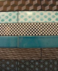 #carreaux carrelage fait main style ancien /Handcrafted lava stone tiles from Made a Mano