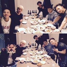 TOP brought 12 bottles of wine to a dinner at Taeyang's house...  #HAPPYTOGETHER #BIGBANG