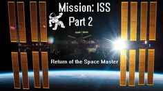 Additional space baboozery in Mission: ISS