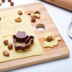 The Easy Way To Make Nut-Hugging Squirrel Cookies