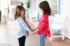 waterfall raglan sewing pattern, kids sewing patterns, girls top patterns, chalk and notch, sewing with velvet, velvet fashion, kids fashion