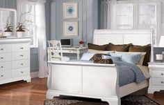 Traditional Youth Bedroom Set