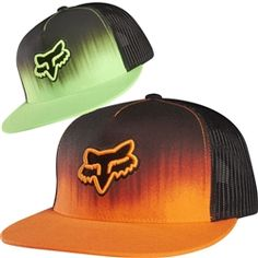 2014 Fox Racing Dynomite Snapback Men's Casual Motocross Cap Hats