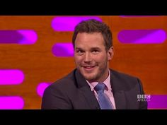 Chris Pratt does a perfect British accent on The Graham Norton Show Parks N Rec, Parks And Recreation, Man Humor, Girl Humor, Norton Show, Perfect English, British Accent, Bbc America, Amy Poehler