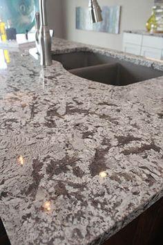 Bianco Antico granite kitchen island. Visit globalgranite.com for your natural stone needs. #Granite kitchen worktops Granite Worktops, Kitchen Worktops, Granite Kitchen, Kitchen Island, Kitchen Layout, Kitchen Colors, Kitchen Design, Kitchen 2016, Granite Colors