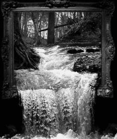 Beautiful Portals Click on Image and watch the water flow through the portal - You're here and when you go through them you're there. They're beautiful, meaningful or just fun. They're doors, roads, bridges, corridors, wardrobes or event horizons. They're portals.  Beautiful portals