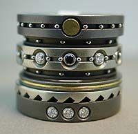 Wesley Glebe: Rings