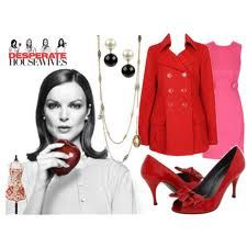 Dress like Bree, I love desperate housewives and will definitely keep an eye out for more character inspired outfits!