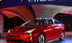 Meet the all-new 2016 Toyota Prius - complete with sportier looks, pumped-up specs, and 10% better gas mileage.