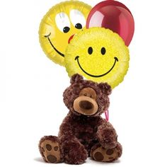 Same Up to 8.00 on this item through Aug 31st use coupon (summerfun) at checkout! http://www.1-800-balloons.com/store/products/Medium+Smiley+Bear/SmilyBear1/