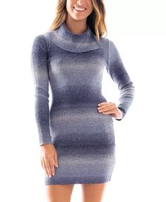 BCX Juniors' Striped Sweater Dress & Reviews - Dresses - Juniors - Macy's