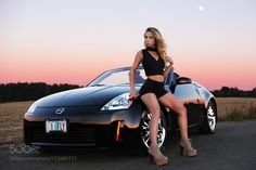 Nissan Z Convertable by misterv
