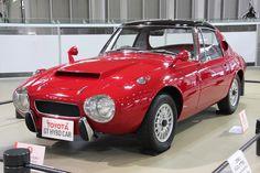 トヨタ スポーツ800 ガスタービン・ハイブリッドカー