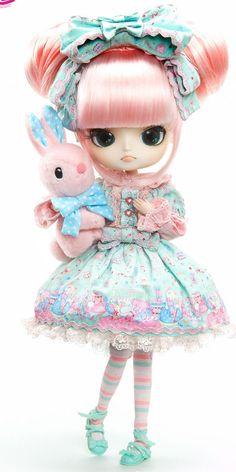 Anime Dolls eBay | Details about Pullip Dolls Dal Angelic Pretty JouJou Anime Doll MIB