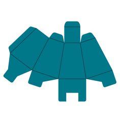 Pedestal box: Own Little Jumbo, Jumbo & Super Jumbo sizes
