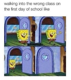 Gonna be me first day of college