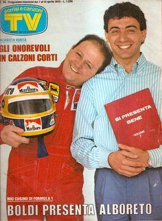 SCRIVOQUANDOVOGLIO: TV SORRISI E CANZONI (07/04/1985)