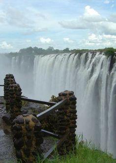 Victoria Fall, Zimbabwe: