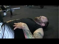 CrossFit - Bob Harper Does Fran