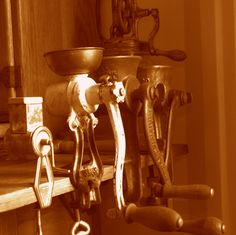 Old Fashioned Kitchen Tools by ital_photo_grl, via Flickr