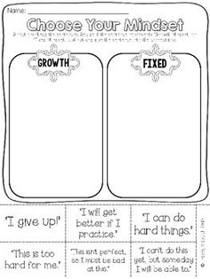 Growth Mindset for Happy Kids