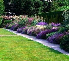 garten zaun ideas for front yards 8060712561 Small Yard Landscaping, Modern Landscaping, Landscaping Ideas, Modern Landscape Design, Modern Garden Design, Flower Garden Design, Backyard Garden Design, Garden Bed, Backyard Ideas
