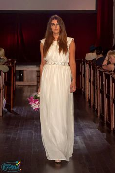 White Dress, Facebook, My Style, Fashion Design, Dresses, Vestidos, Dress, Gown, Outfits