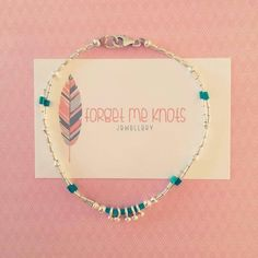 #Repost @forgetmeknots_jewellery   Keep a look out for tonight's giveaway  silver & turquoise anklet  #forgetmeknots_jewellery #jewelry #jewellery #anklet #beaded #hilltribesilver #giveawaytonight #homemade #handmade #sunshinecoast
