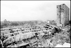 HISTORIA | Terremoto de 1985 - SkyscraperCity