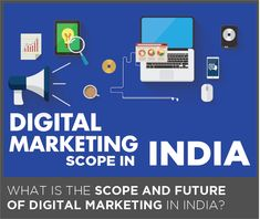 What is the Scope and Future of Digital Marketing in India? What seemed to be a buzz word a few years ago is now an integral part of our lives. Digital Marketing is everywhere and everyone seems to be having a fair knowledge of the industry. That shows the power of this tech trend and its influence across other industries. Its a cliché to say that every brand needs marketing and every product/service needs to be promoted and taken to its end user. But what has happened today is just an…