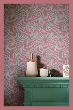 Paisley - Farrow & Ball- BP 4707