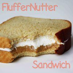Recette du Fluffernutter : le Sandwich US au Marshamallow & Beurre de Cacahuète