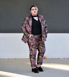 The suit - by navabi <3 now online on www.dressingoutsidethebox.com