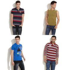 #DukeClothing: Buy Latest trendy clothes for men from online shopping store. It is very beneficial to do shopping through online portal which can help to save time & money. Duke is one of the best brand which offers unique clothing options for men like jeans, t-shirts, shirts, jackets & more. You will get huge discounts on duke clothing with free shipping in India..
