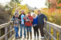 Russelo Fall Family Shoot | London, Ontario | Westminster Ponds