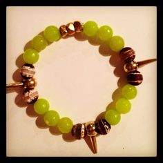 Neon spike - click picture to purchase! - $18