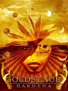 """GOLDSTAUB (Trilogie """"Der Unbestechliche"""" 1) (German Edition) by Hardyna Vedder http://www.amazon.com/dp/B005890WAQ/"""