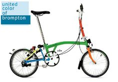 Brompton Colorful