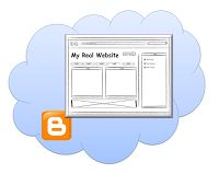 How to make a blog into a real website | Blogger-Hints-and-Tips