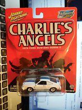 1977 MUSTANG COBRA CHARLIE'S ANGELS HOLLYWOOD ON WHEELS JOHNNY LIGHTNING 1/64 J1