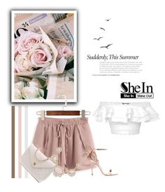 Designer Clothes, Shoes & Bags for Women Sophia Webster, Fashion Stylist, Boho Shorts, Alexander Mcqueen, Stylists, Chanel, Romantic, Polyvore, Outfits