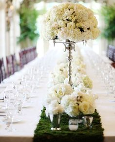 Wedding Centerpiece - Wedding look