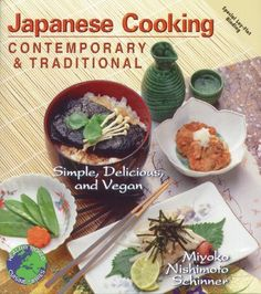 Japanese and vegetarian food expert Miyoko Nishimoto Schinner presents traditional Japanese dishes and regional specialties from Kyusju in the south to Hokkaido in the north