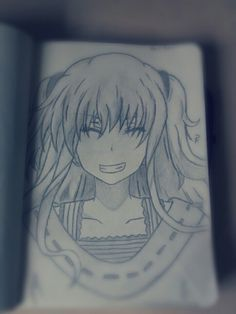 My First Drawing Of Nao Tomori