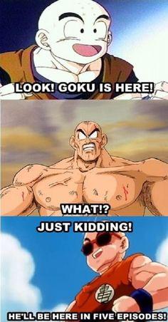 Oh Dragon Ball Z! #funny