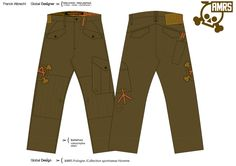 Fashion Line - Graphic & Design AMRS