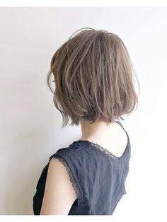 L´atelier Content 【ラトリエ・コンタン】 束感パッツンボブ