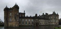 Palace of Holyroodhouse, New Year's Day 2015 (Edinburgh, Scotland)
