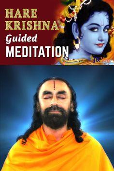 Power Of Meditation, Guided Meditation, Meditation For Beginners, Most Powerful, Hare Krishna, Relationships Love, Attitude, Bond, Motivational